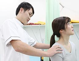 四十肩、五十肩の治療1